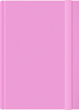 Candy Pink Leather Cover
