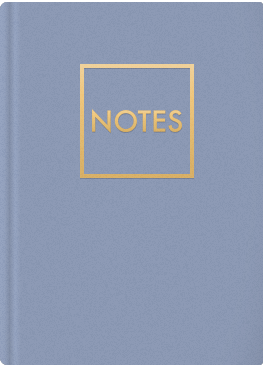 Navy and Gold Cover