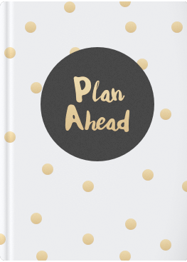 Plan Ahead Cover